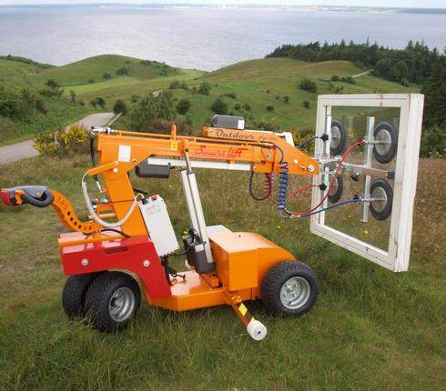 Handling equipment Smart Lift SL380 Outdoor High Lifter 10
