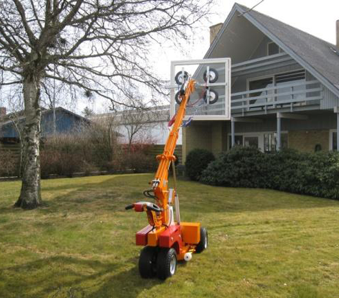 Handling equipment Smart Lift SL380 Outdoor High Lifter 14