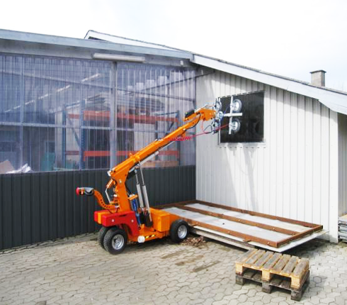 Handling equipment Smart Lift SL380 Outdoor High Lifter 16