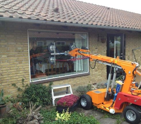 Handling equipment Smart Lift SL380 Outdoor High Lifter 7