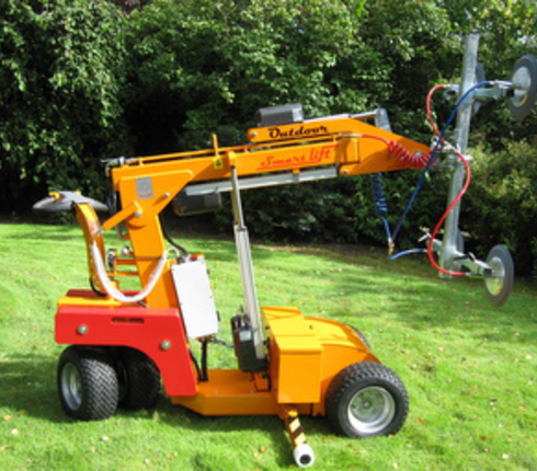 Handling equipment Smart lift SL380 Outdoor 6
